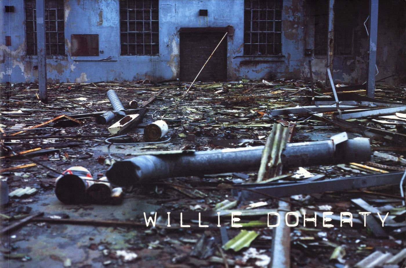 Willie Doherty (Musée d'Art Moderne de la Ville de Paris)