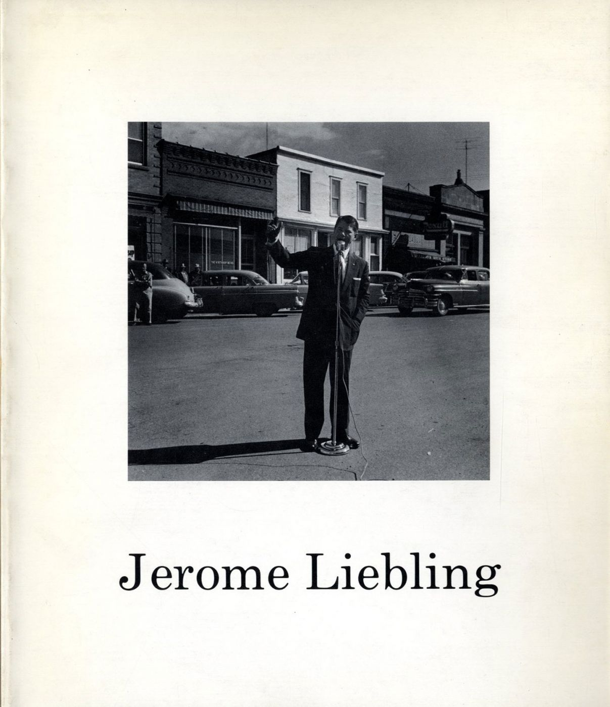 Untitled 15 (The Friends of Photography): Jerome Liebling: Photographs 1947-1977