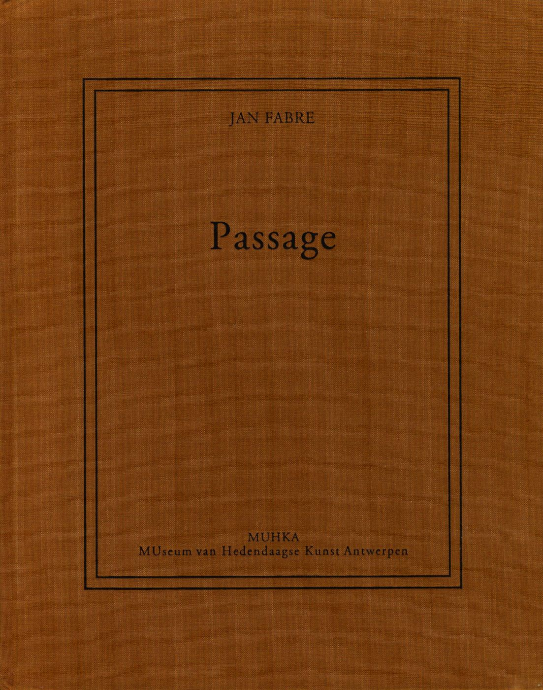 Jan Fabre: Passage