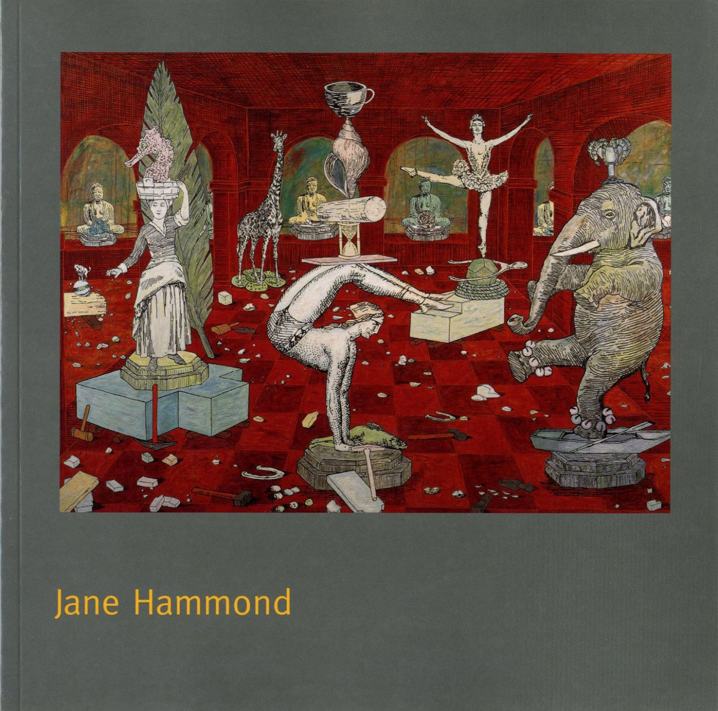 Jane Hammond: The John Ashbery Collaboration 1993-2001 [SIGNED]