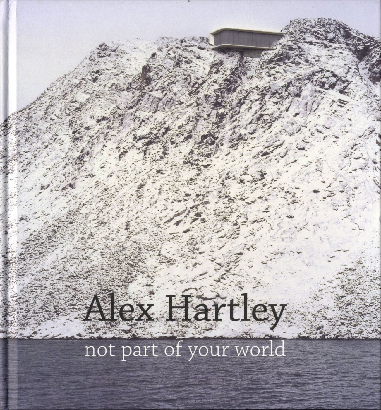 Alex Hartley: Not Part of Your World