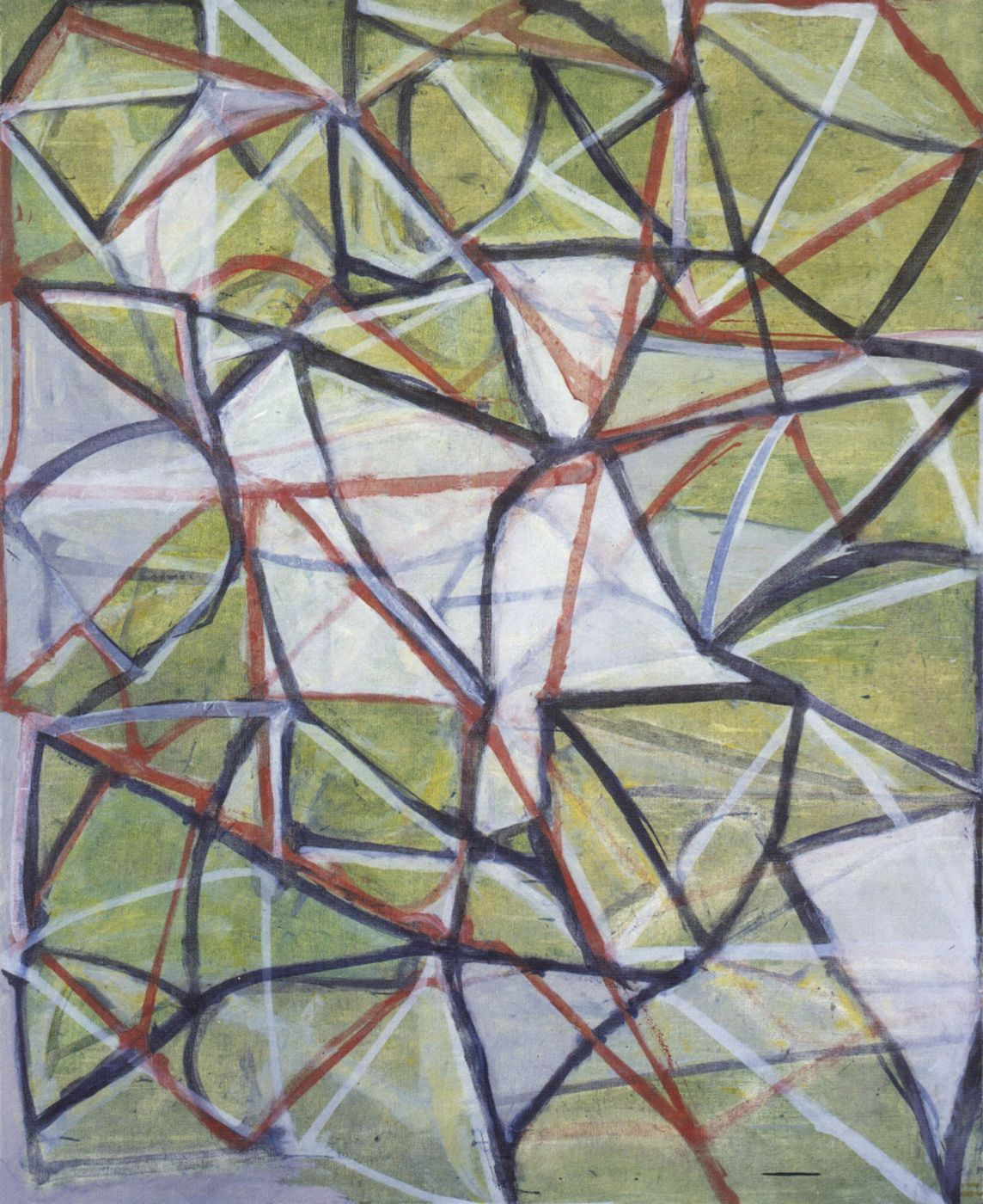 Plane Image: A Brice Marden Retrospective (MoMA, New York) [SIGNED]