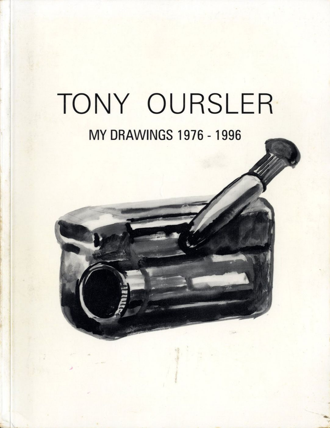 Tony Oursler: My Drawings 1976-1996