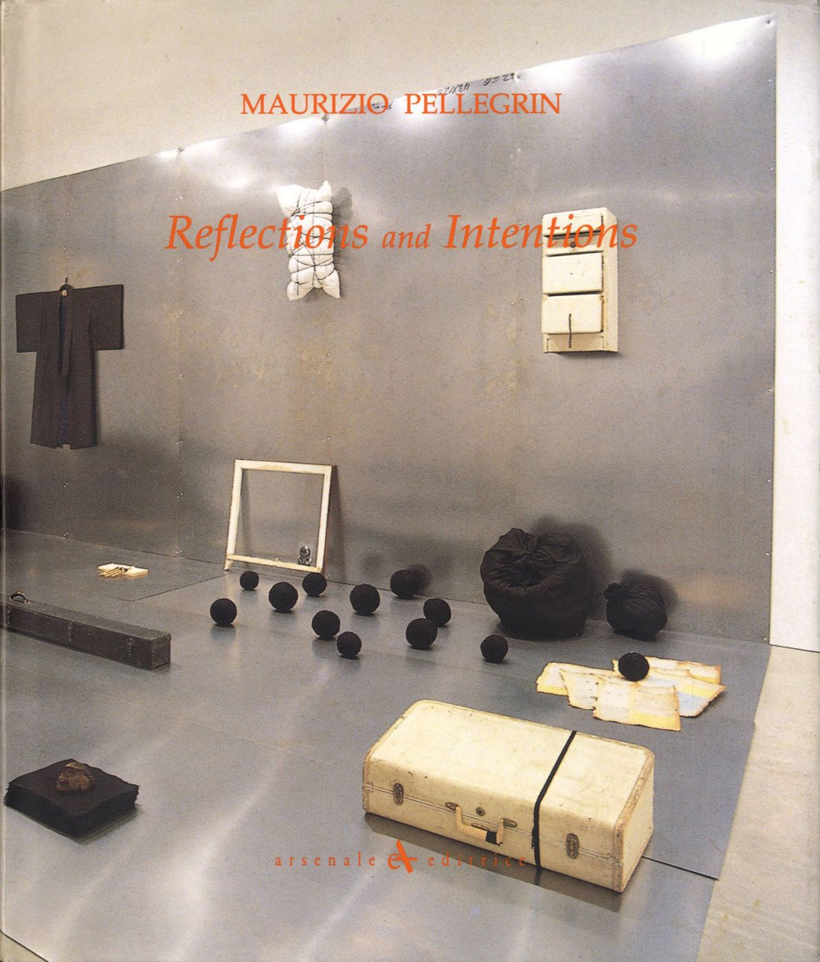 Maurizio Pellegrin: Relections and Intentions
