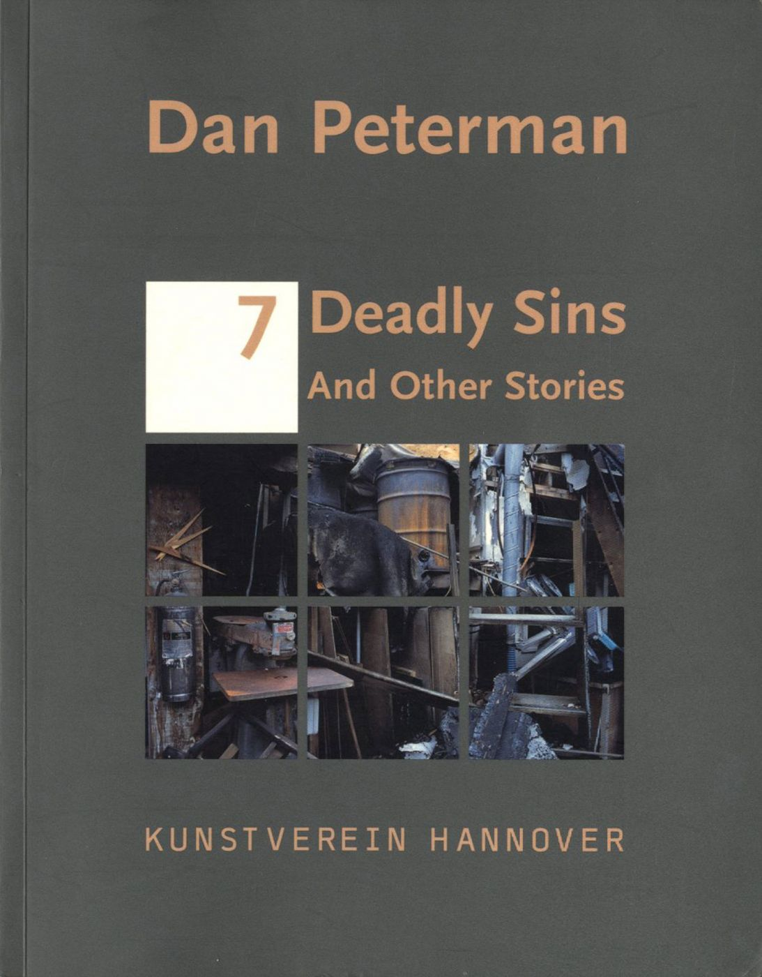 Dan Peterman: 7 Deadly Sins and Other Stories