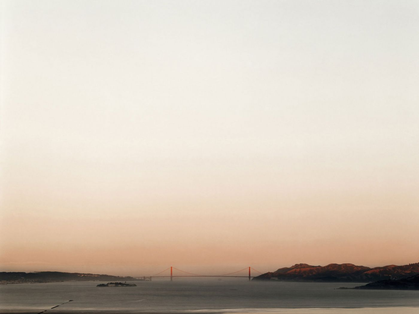 Richard Misrach: Golden Gate (Aperture Large-Format 2012 Edition) [SIGNED]