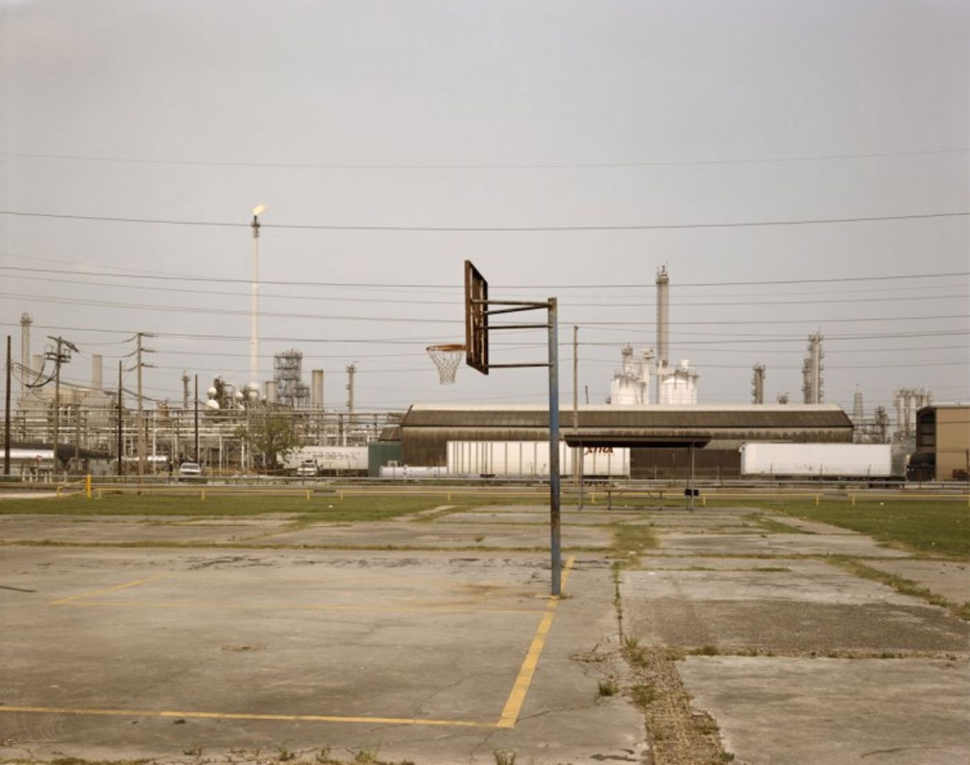 Richard Misrach & Kate Orff: Petrochemical America [SIGNED by Misrach and Orff]