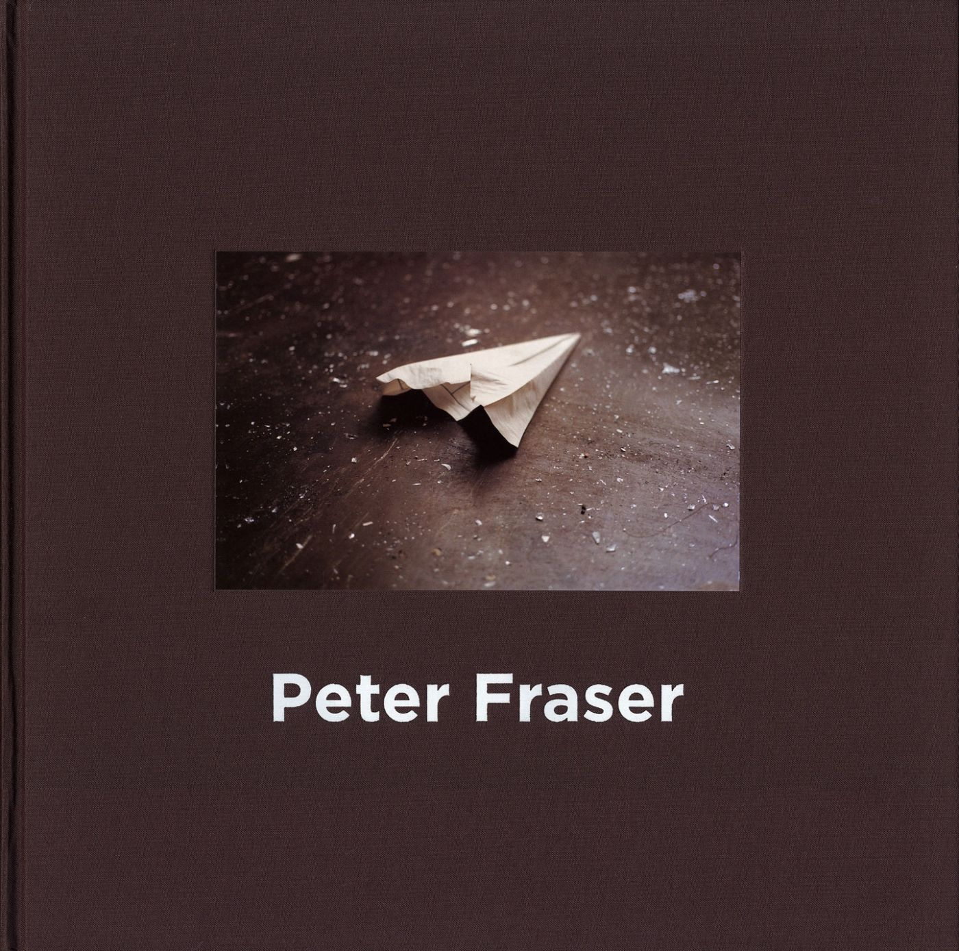 "Peter Fraser (Nazraeli Press), Special Limited Edition (with Type-C Print, Plate 37 ""Paper Airplane"")"