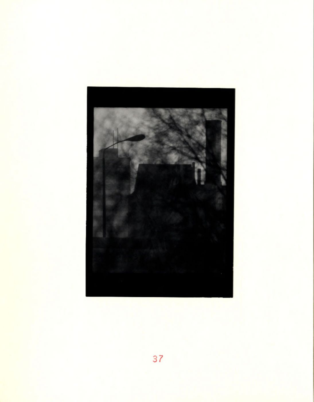John Gossage: Like a Mother Fucker (LAMF): Three Days in Berlin 1987, Limited Edition (with 27 Tipped-In Gelatin Silver Prints)