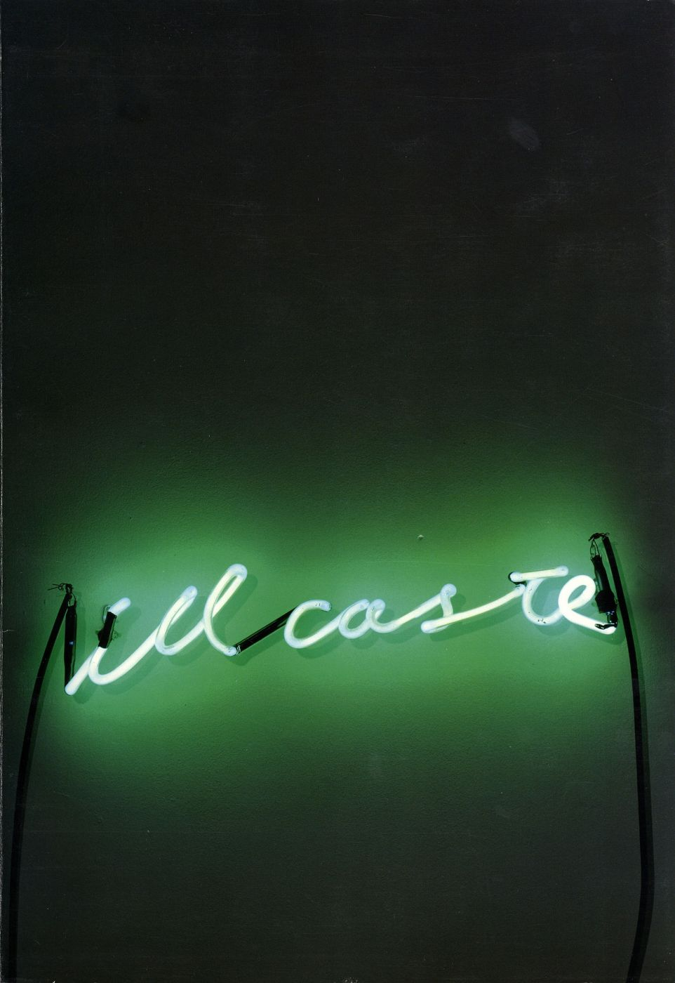 Bruce Nauman: 25 Years at Leo Castelli