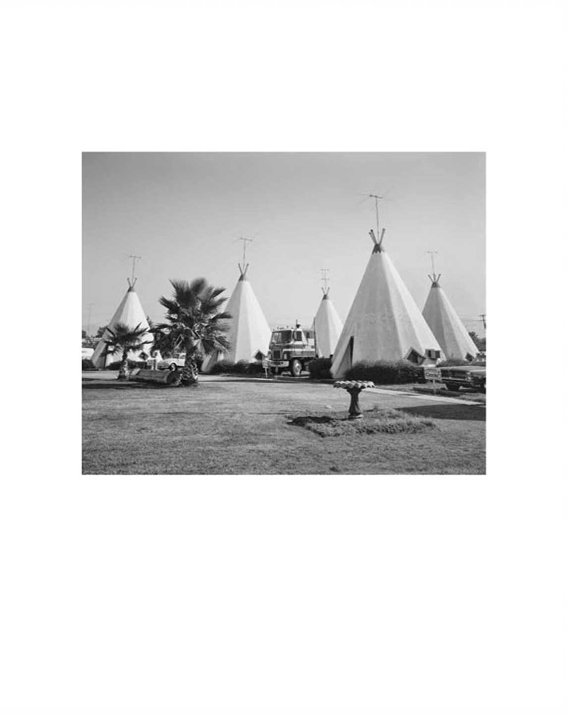 """NZ Library #1: John Schott: Route 66, Special Limited Edition (with Gelatin Silver Contact Print """"Untitled"""" from the Series """"Route 66 Motels,"""" El Pueblo Court Motel Office with Pay Telephone) (NZ Library - Set One, Volume Six)"""
