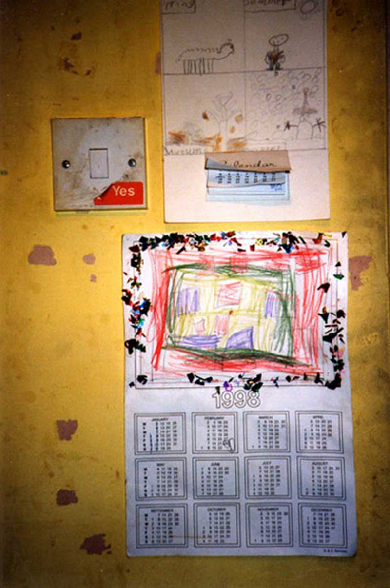 Anna Fox: 41 Hewitt Road 1996–1999