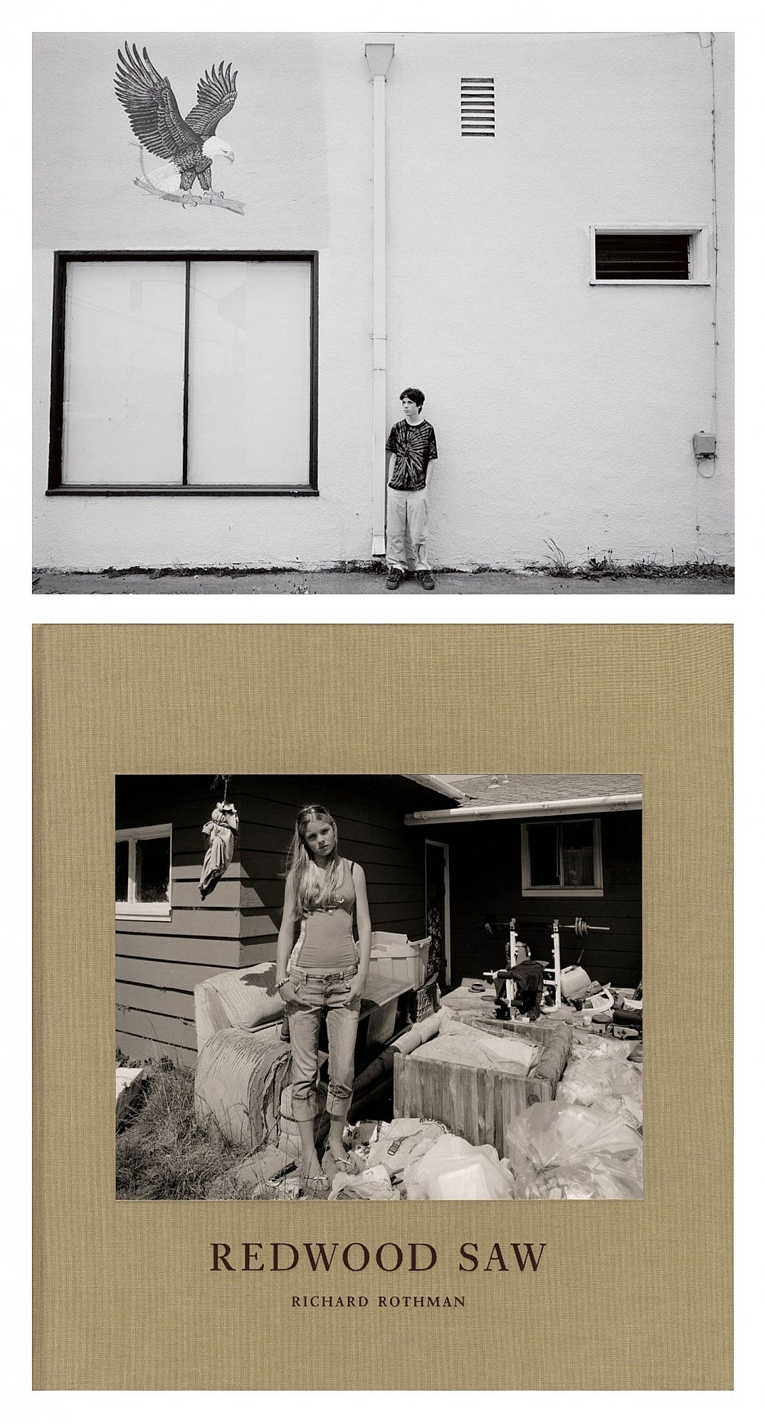 "Richard Rothman: Redwood Saw, Special Limited Edition (with ""Portrait"" Print Variant)"