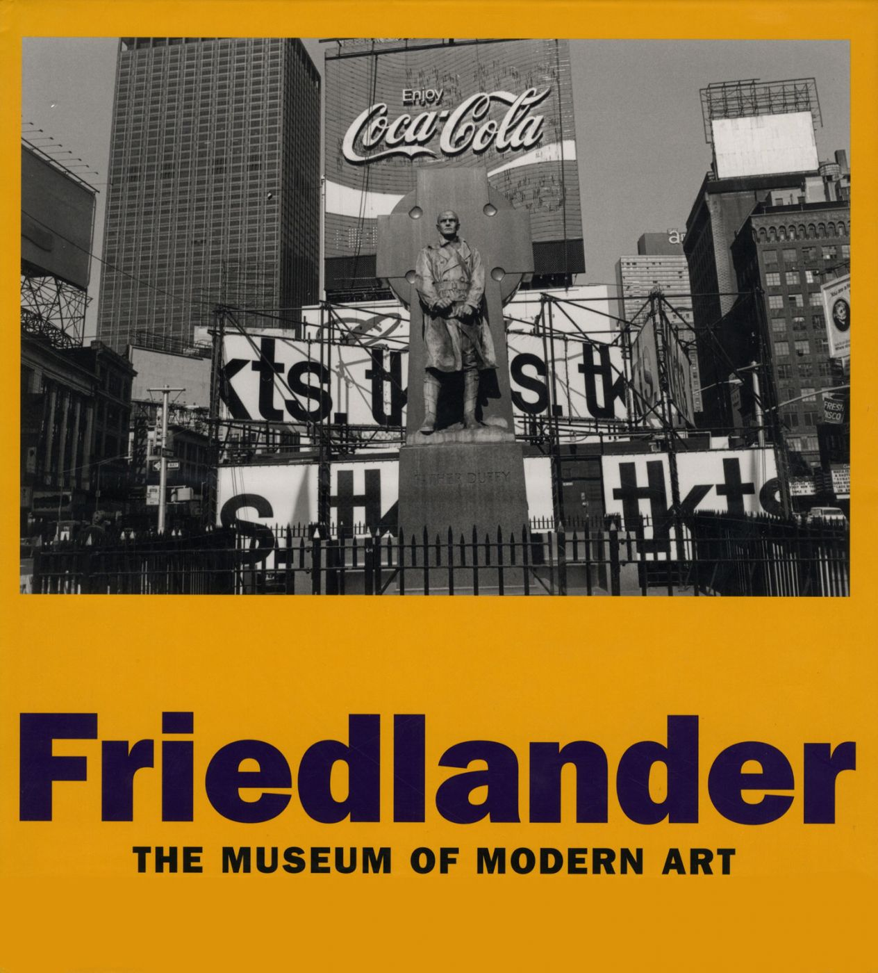 Lee Friedlander (MoMA, Hardcover)
