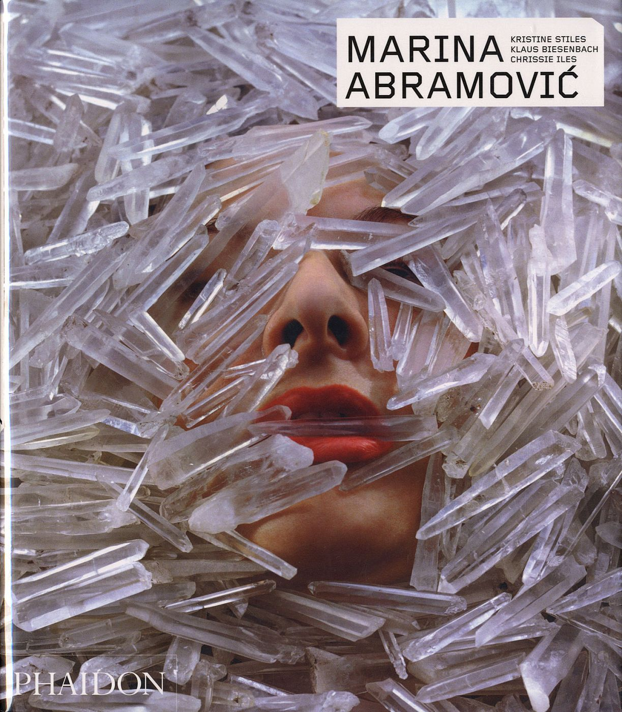 Marina Abramovic (Phaidon Contemporary Artists Series) [SIGNED]