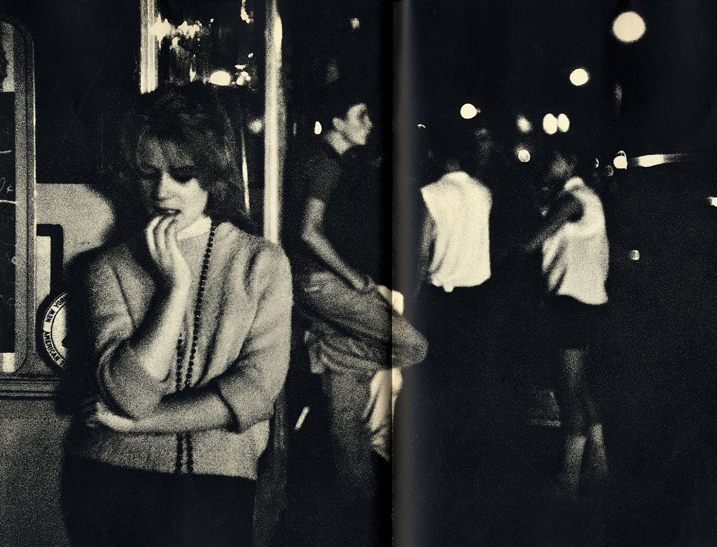 "Bruce Davidson: Die ""Jokers."" Ein ""gang"" Jugendlicher in New York (Du, Vol. 20, September 1960)"