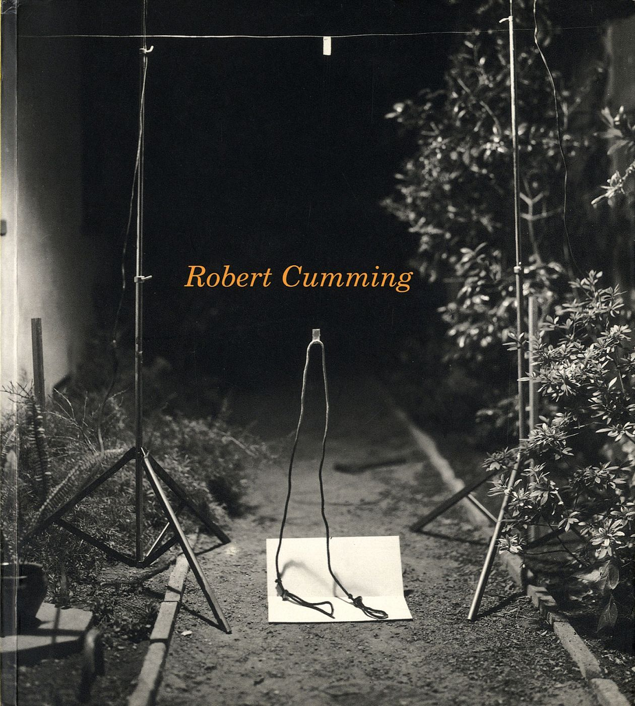 Robert Cumming: L'oeuvre photographique / Photographic Works: 1969-1980