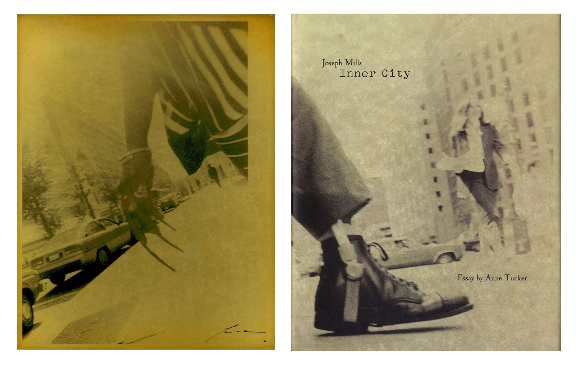 Joseph Mills: Inner City, Special Limited Edition (with Print) [SIGNED by Joe Mills and Anne Tucker]