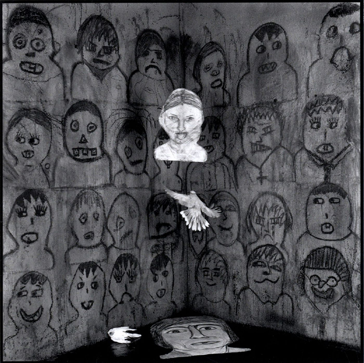 Roger Ballen: The Audience (One Picture Book #85), Limited Edition (with Print)