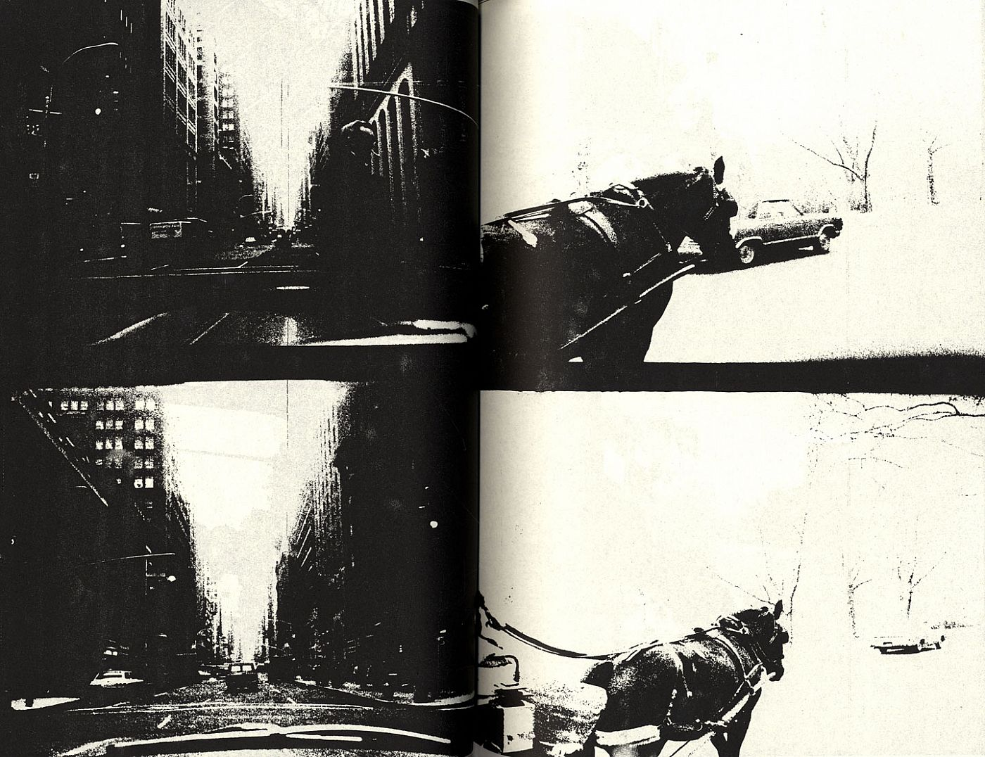 """Daido Moriyama: Another Country in New York, Limited Facsimile Edition (""""Airplane"""" Cover Variant) [SIGNED]"""