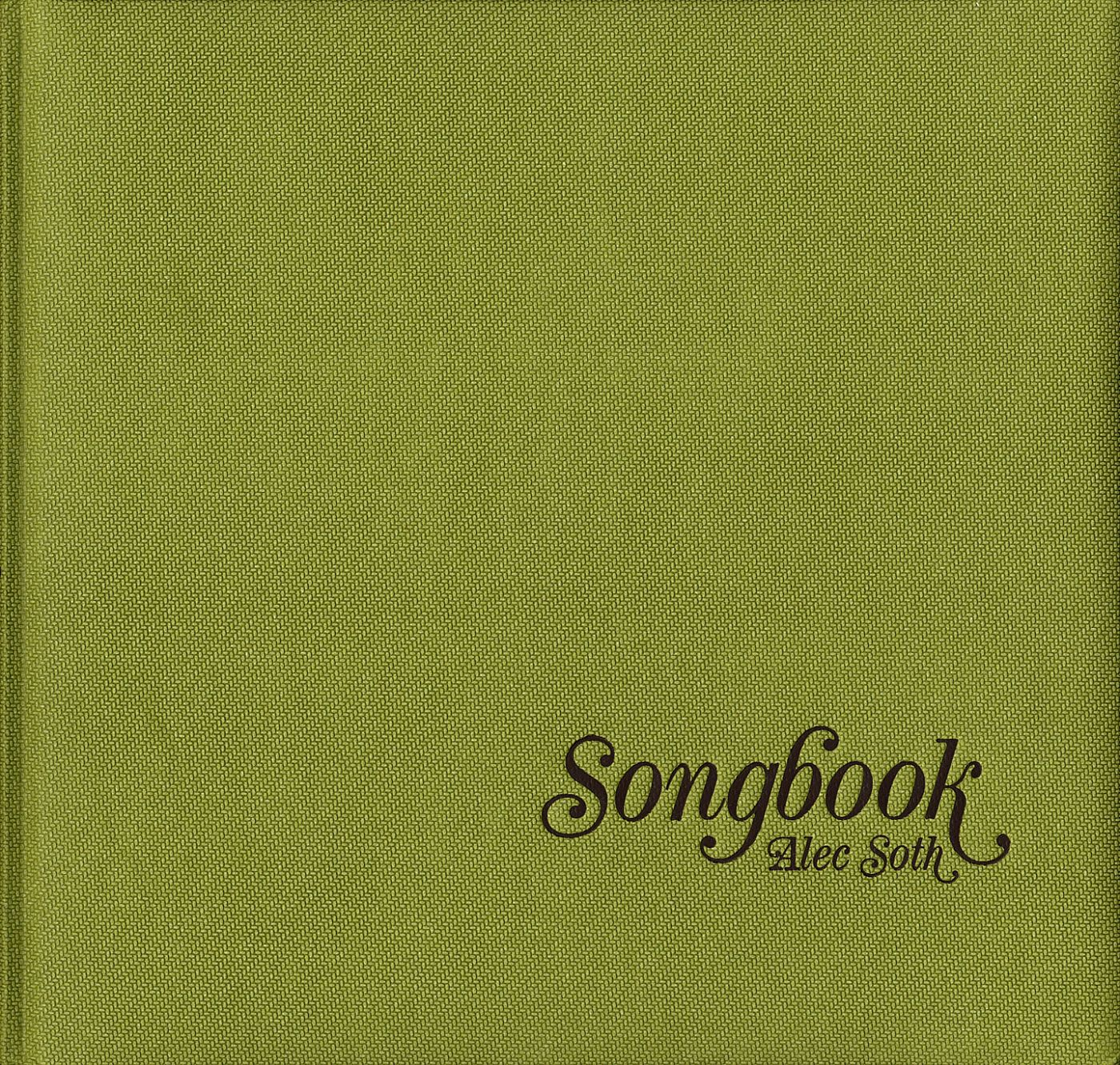 Alec Soth: Songbook (First Printing) [SIGNED]