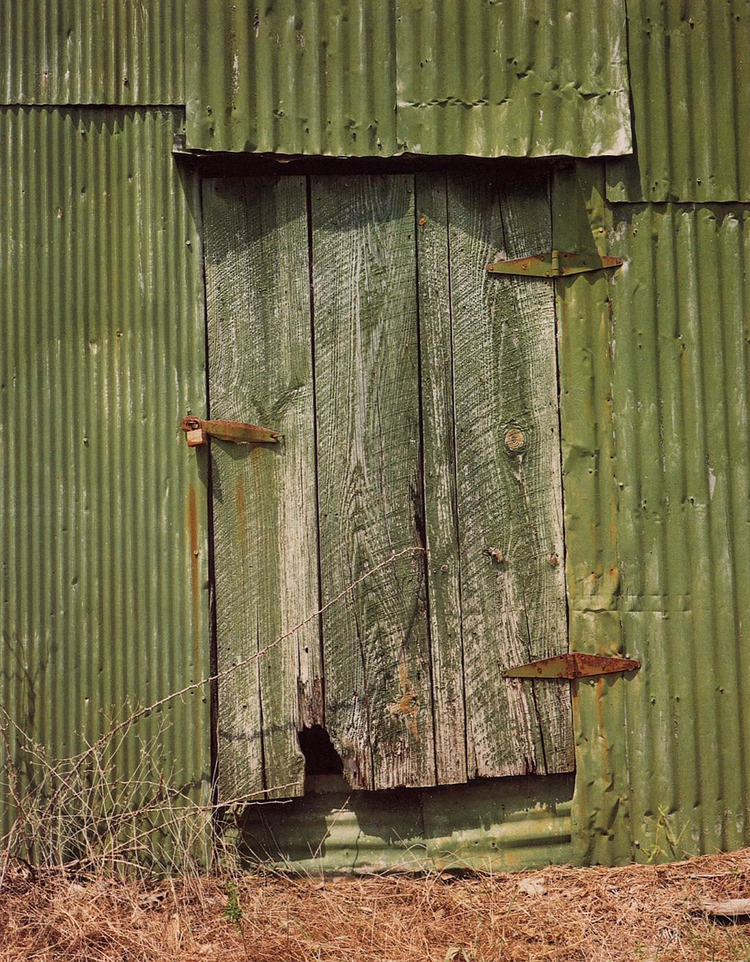 William Christenberry: Disappearing Places (Richter Verlag) [SIGNED ASSOCIATION COPY]