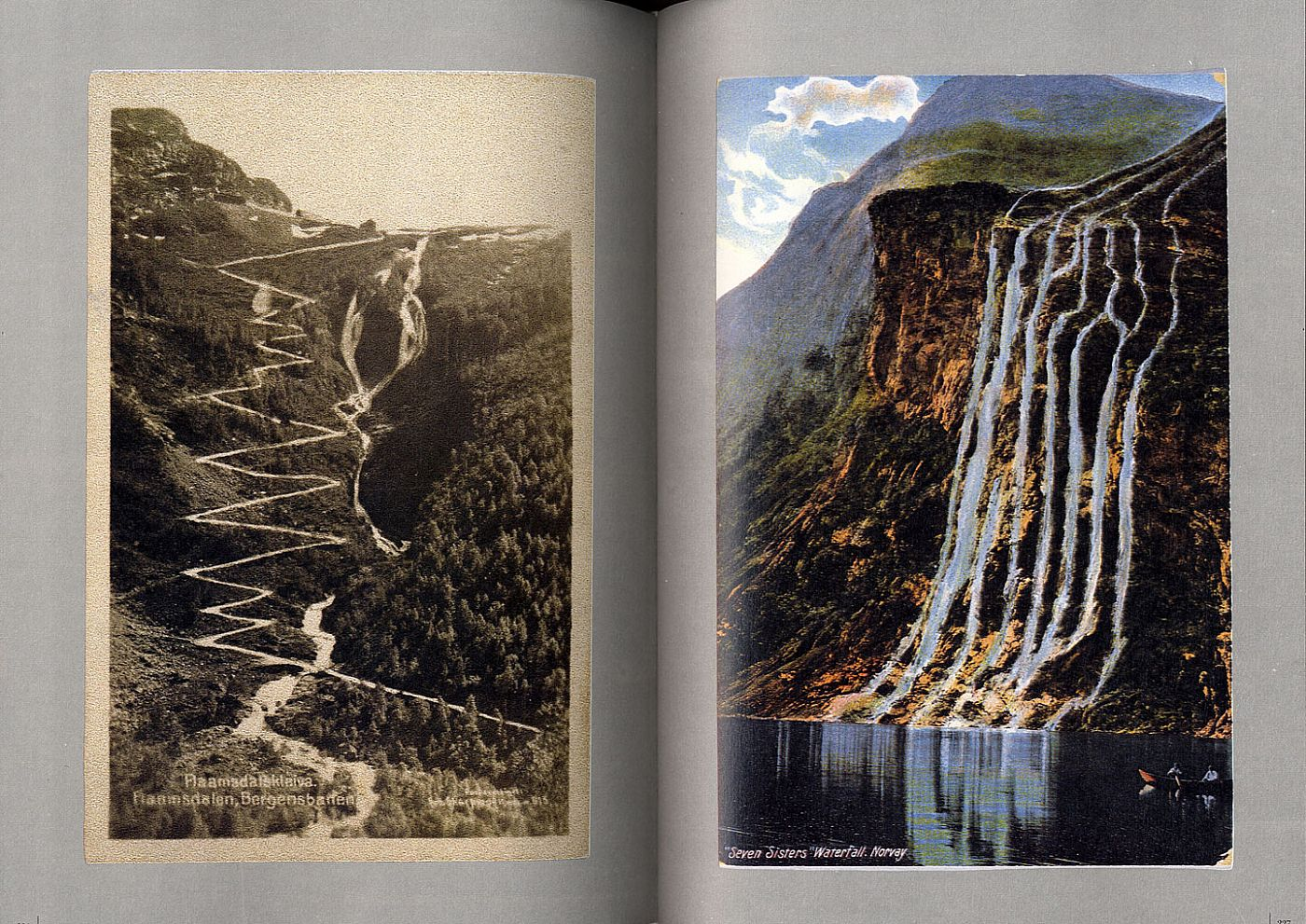 Tadanori Yokoo: Waterfall Rapture: Postcards of Falling Water: My Addiction, My Collection, My Edition