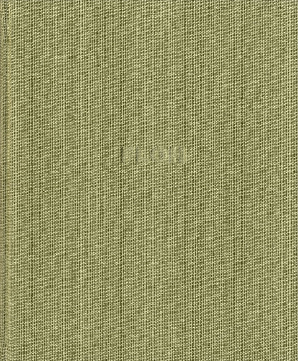 Tacita Dean: FLOH, Limited Edition