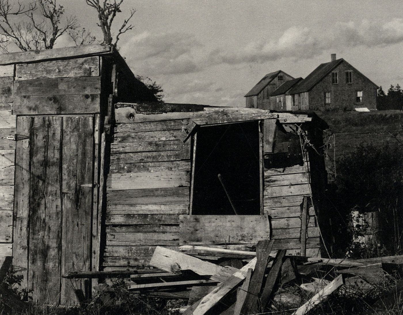 Time in New England: Photographs by Paul Strand