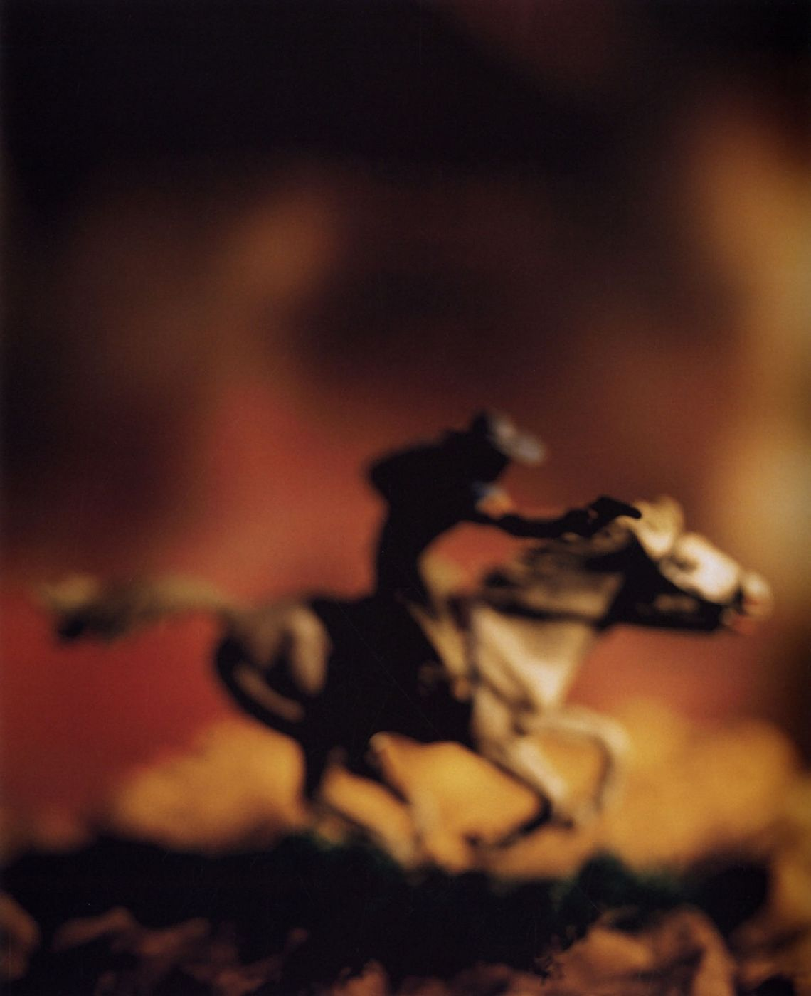 David Levinthal (Gerald Peters Gallery) [SIGNED]