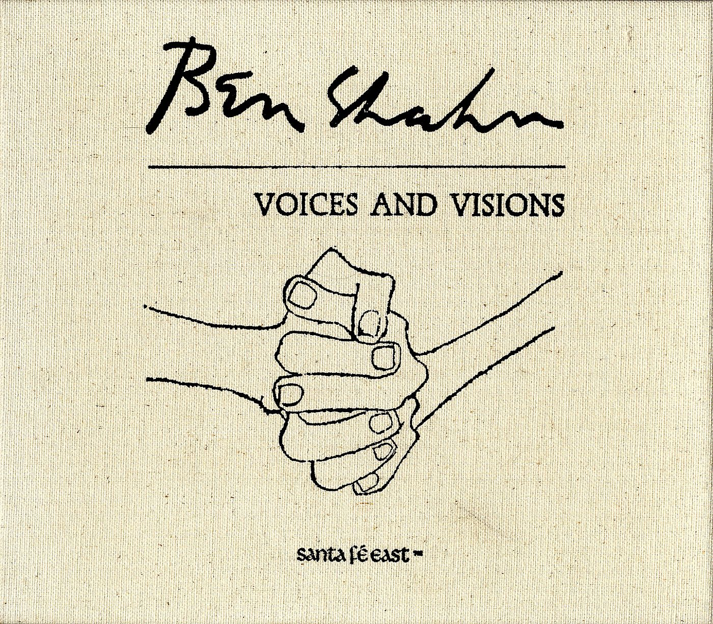 Ben Shahn: Voices and Visions, Limited Edition