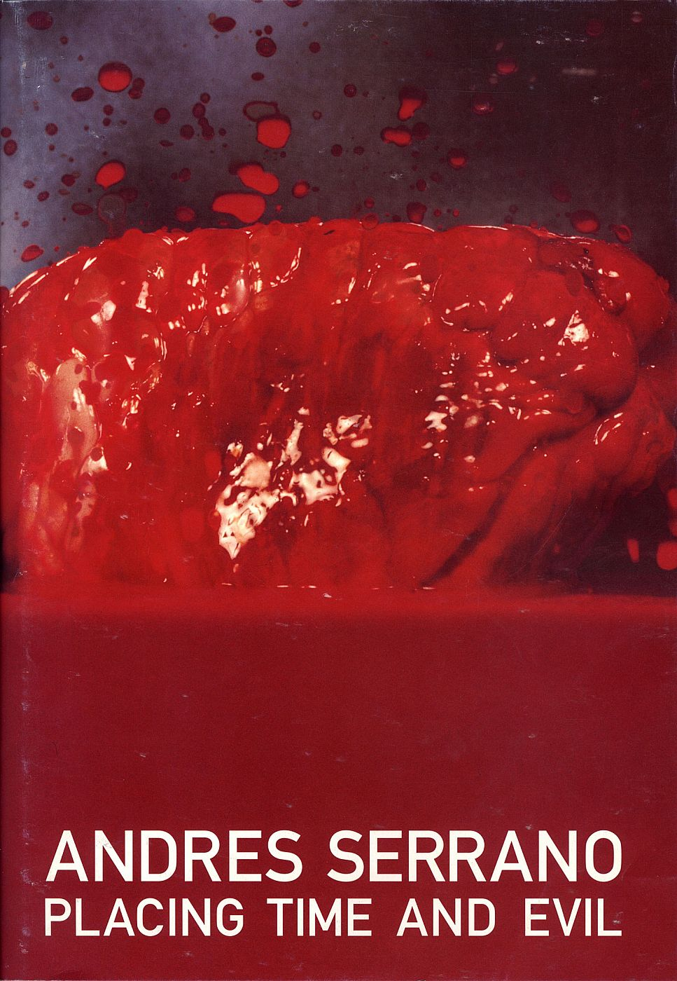 Andres Serrano: Placing Time and Evil