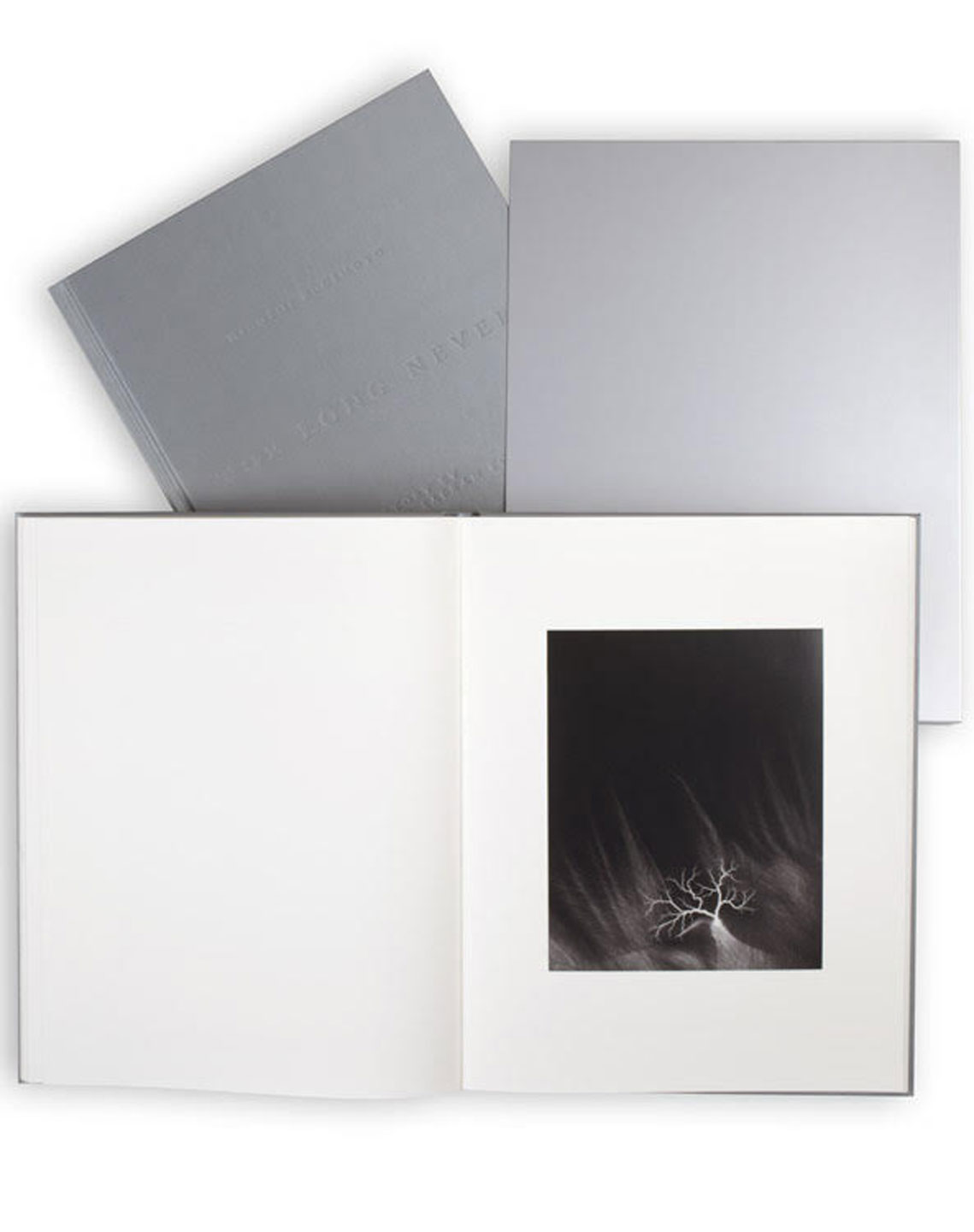 Hiroshi Sugimoto: The Long Never, Limited Edition [SIGNED]
