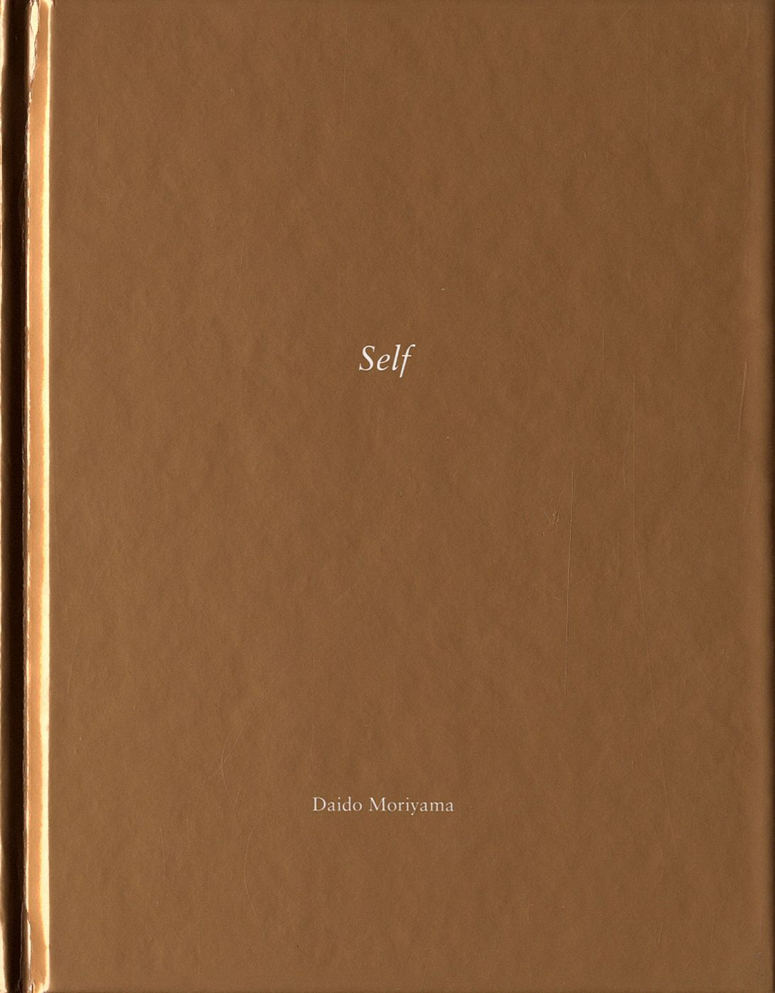 Daido Moriyama: Self (One Picture Book #90), Limited Edition (with Print)