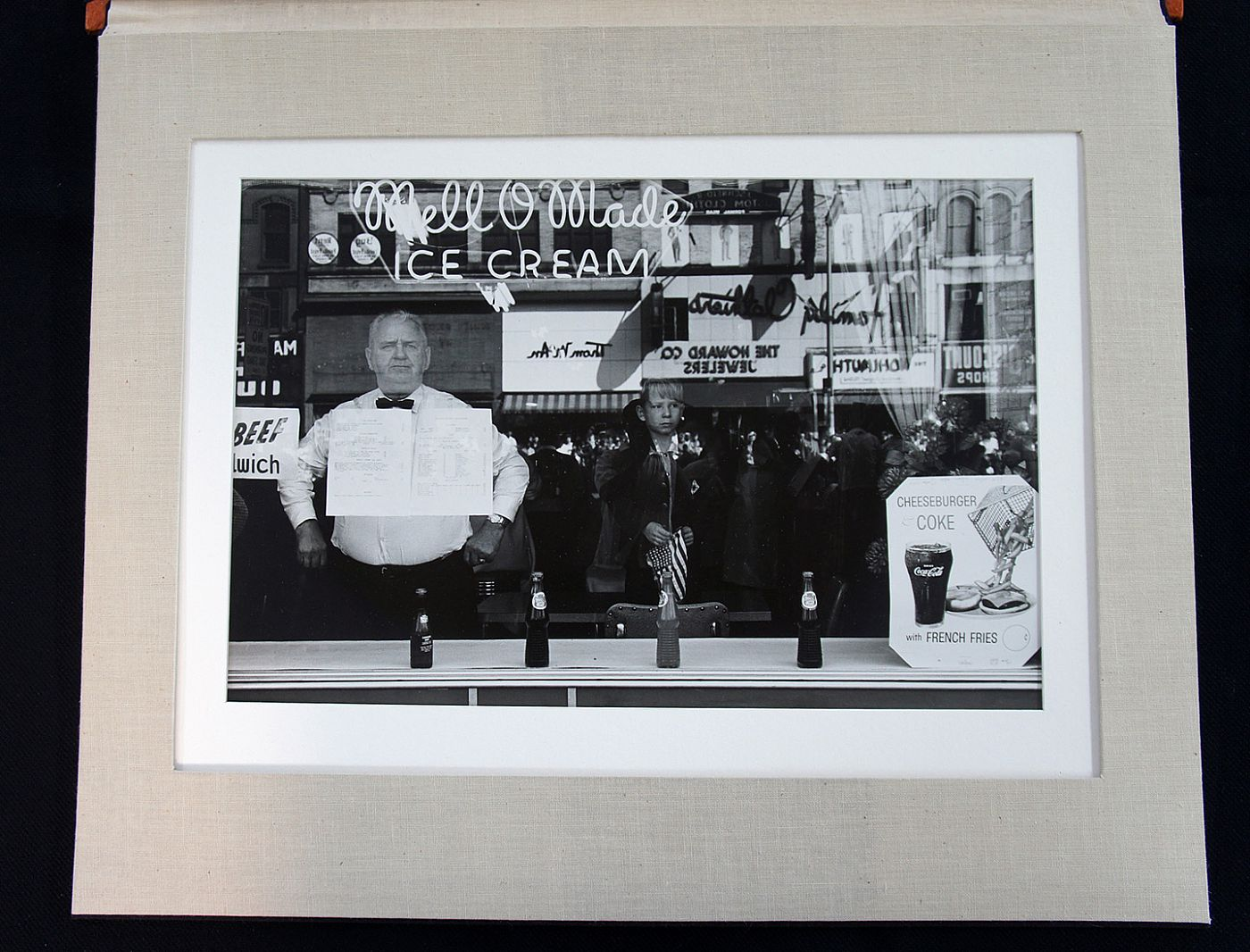 Lee Friedlander: Photographs (Special Limited Edition with Two Vintage Gelatin Silver Prints)