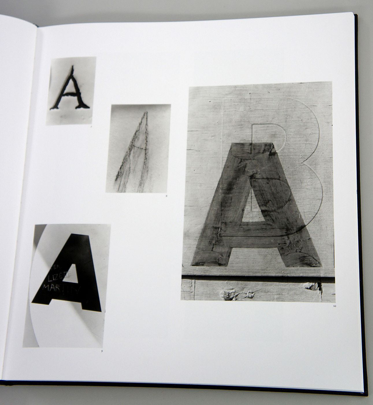 "Lee Friedlander: Letters from the People (Special Limited Edition with One Vintage Gelatin Silver Print: ""A"")"
