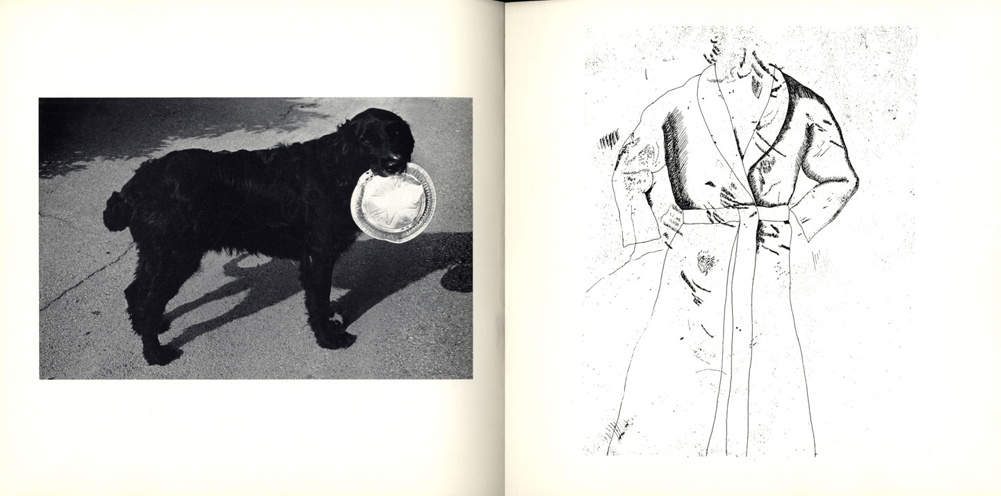 Work from the Same House: Photographs and Etchings by Lee Friedlander and Jim Dine [SIGNED by Lee Friedlander]