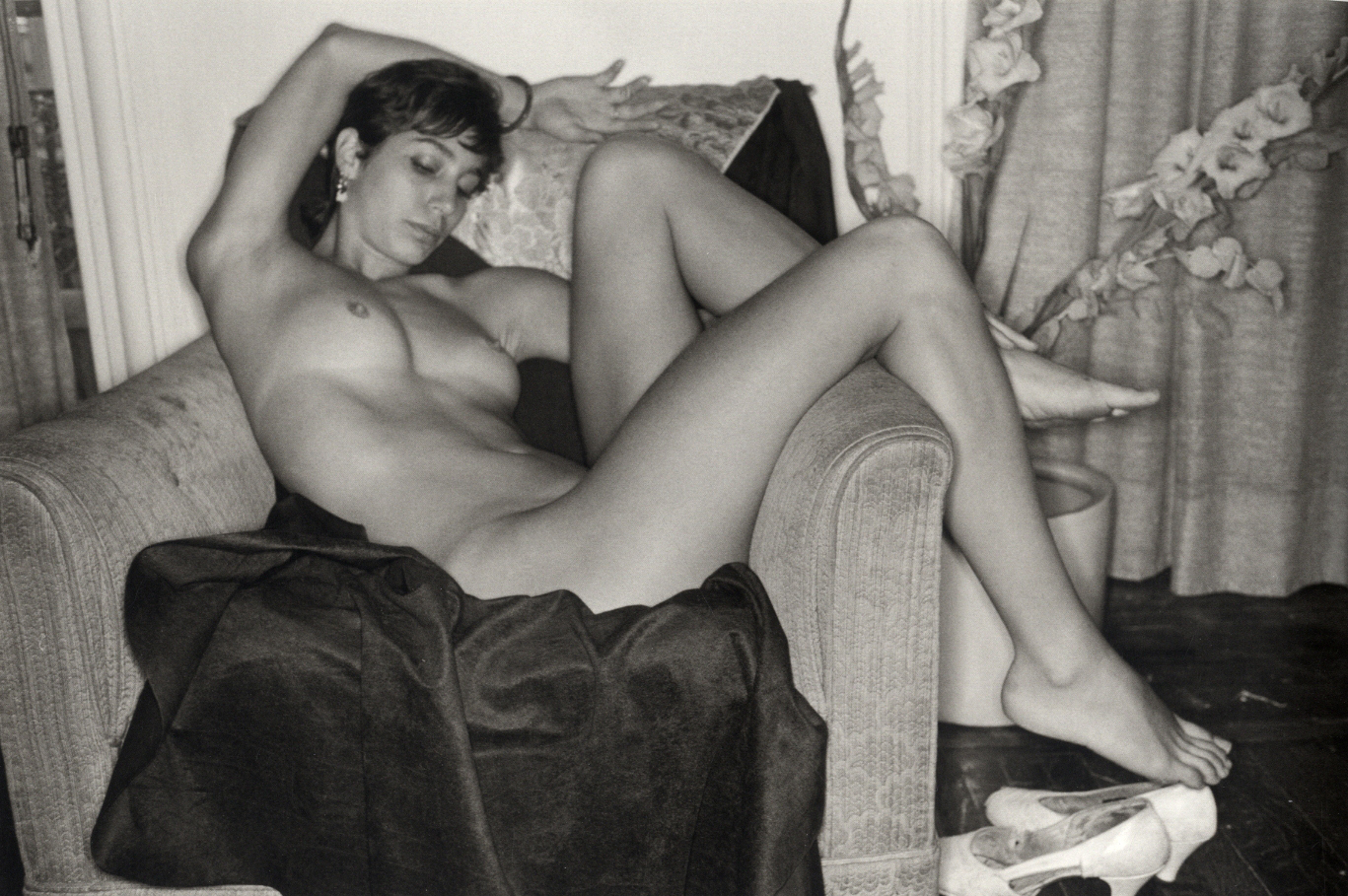 Lee Friedlander: The Nudes: A Second Look [SIGNED]