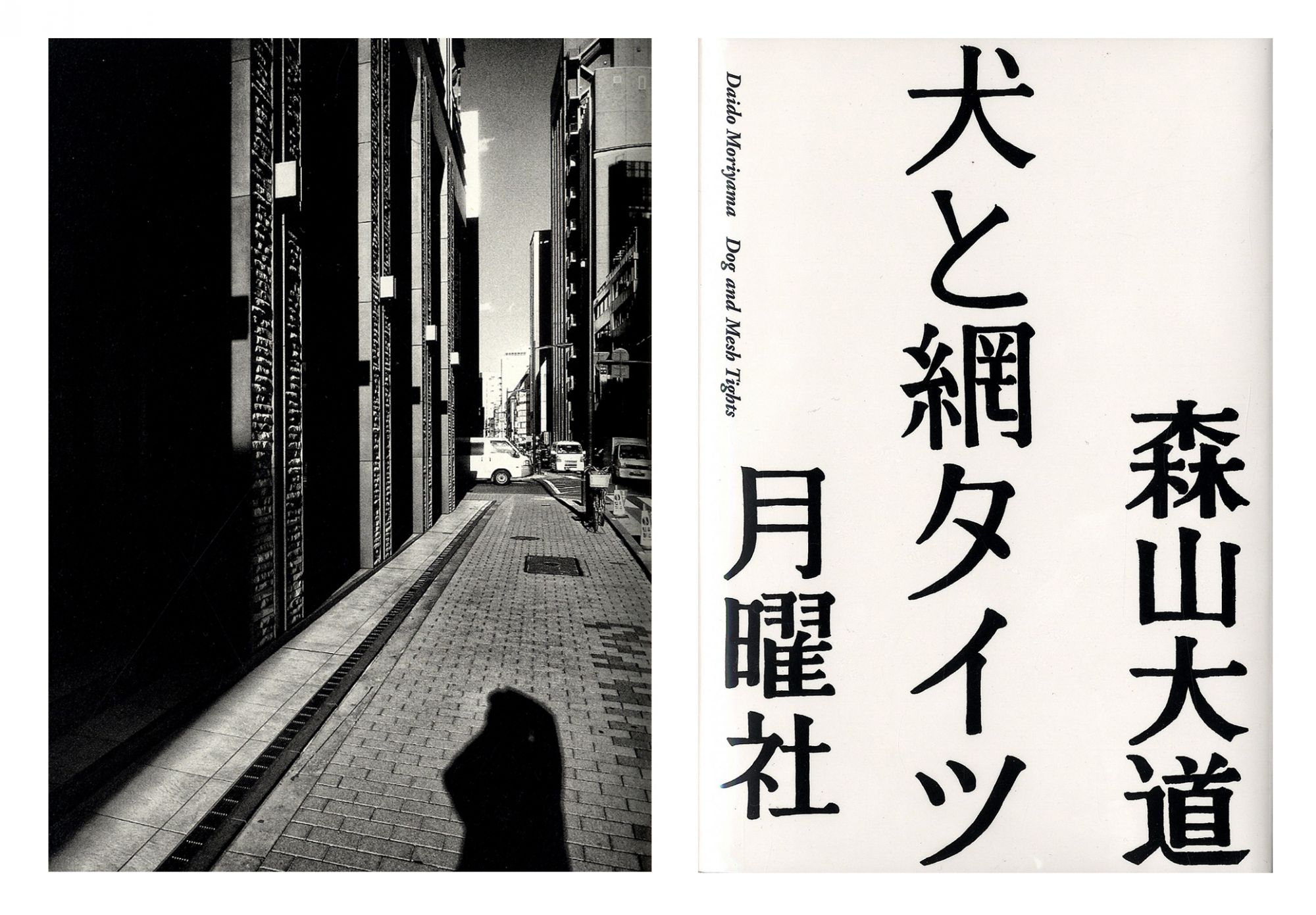 Daido Moriyama: Dog and Meshtights, Limited Edition (with Print Version D) [SIGNED]
