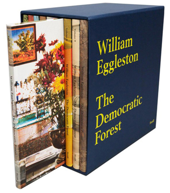 William Eggleston: The Democratic Forest (Ten Volume Set)