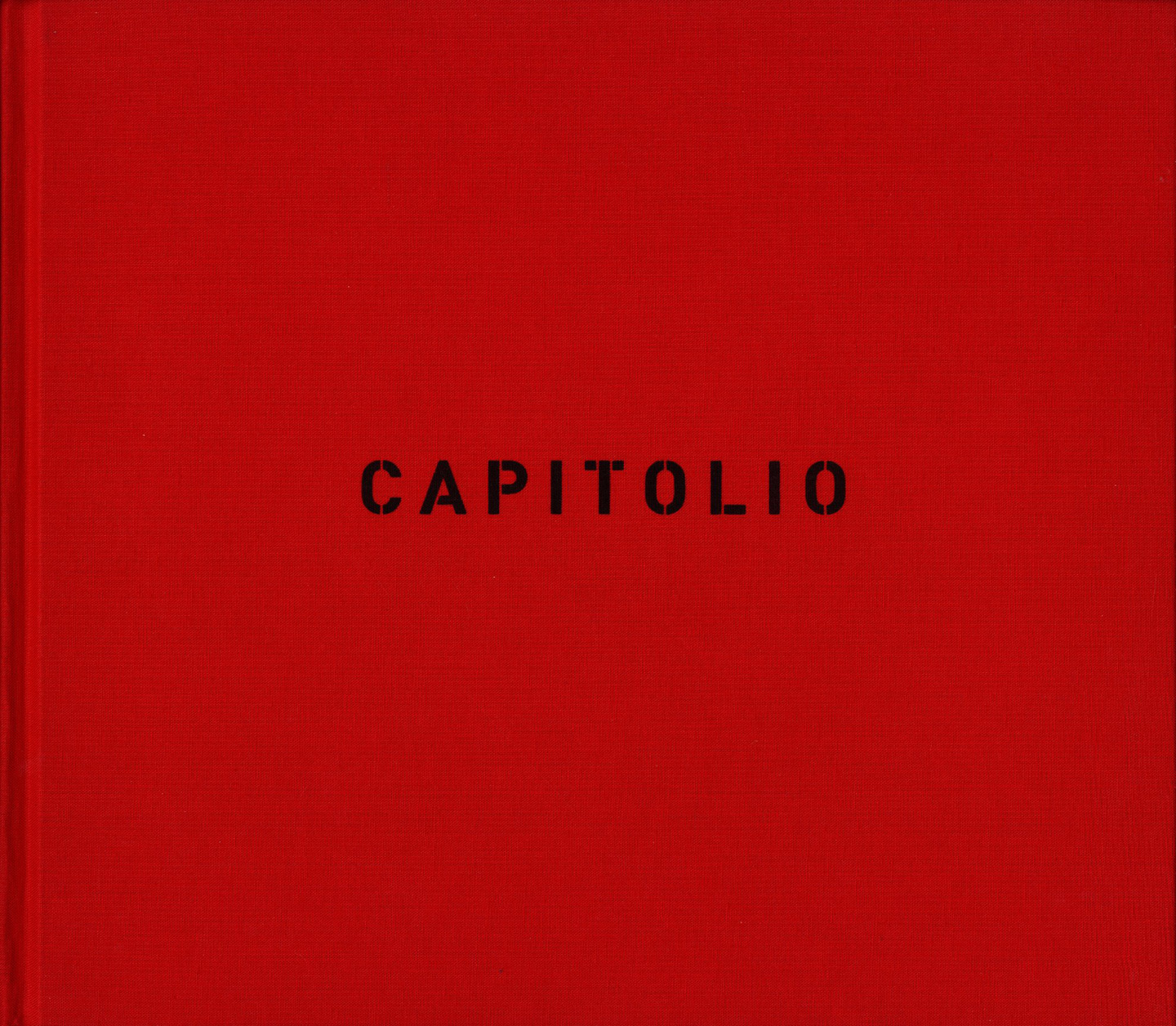 Christopher Anderson: Capitolio, Limited Edition (with Print)