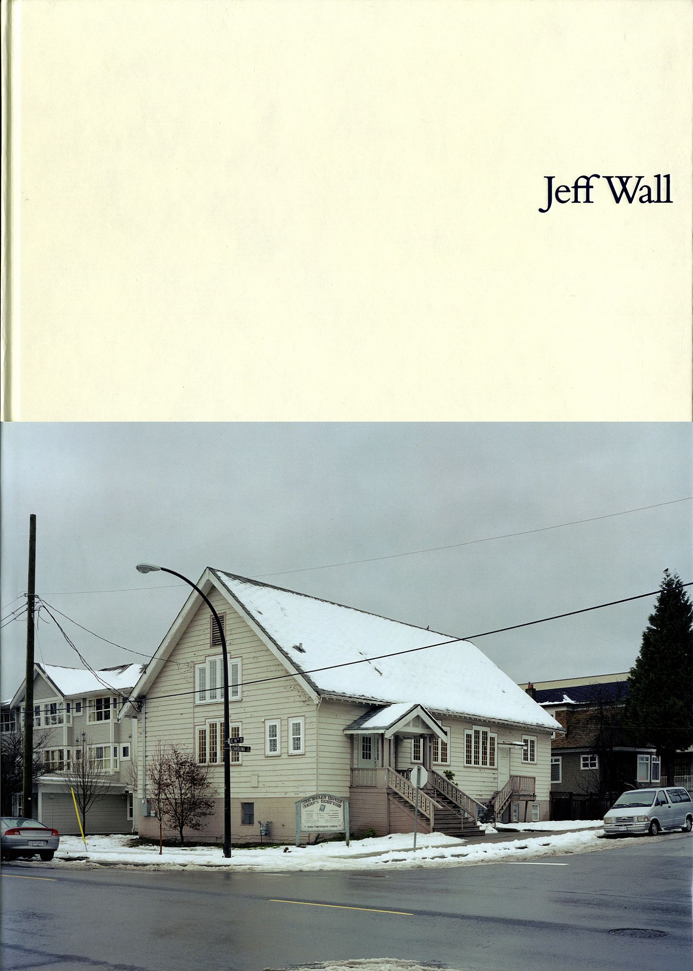 Jeff Wall (Museo Tamayo Arte Contemporáneo), Limited Edition [SIGNED]