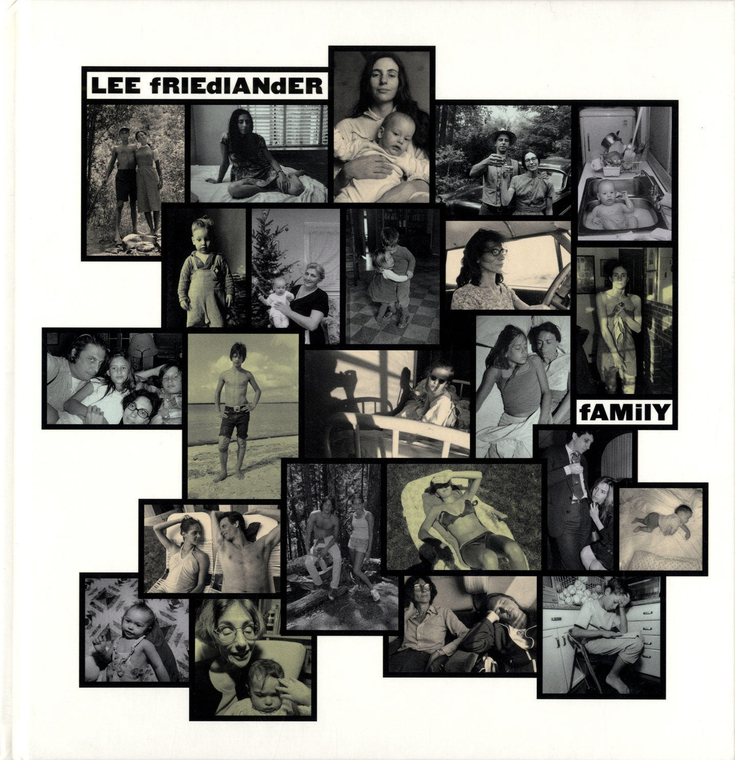 Lee Friedlander: A Complete Collection of 80 Books and Catalogues [All Titles SIGNED, First Edition, First Printing, in Fine or As New Condition; Some Titles Limited Editions; Includes Additional Ephemera]