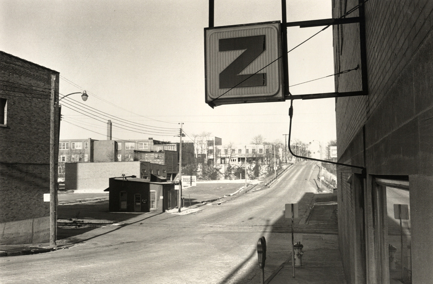 "Lee Friedlander: Letters from the People (Special Limited Edition with One Vintage Gelatin Silver Print: ""Z"")"