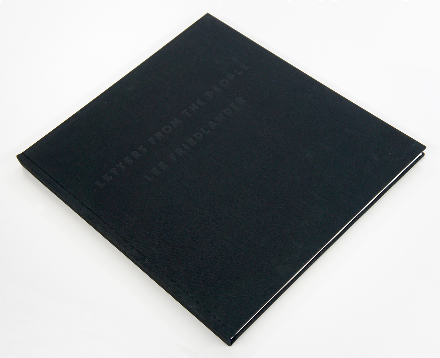 """Lee Friedlander: Letters from the People (Special Limited Edition with One Vintage Gelatin Silver Print: """"9"""")"""