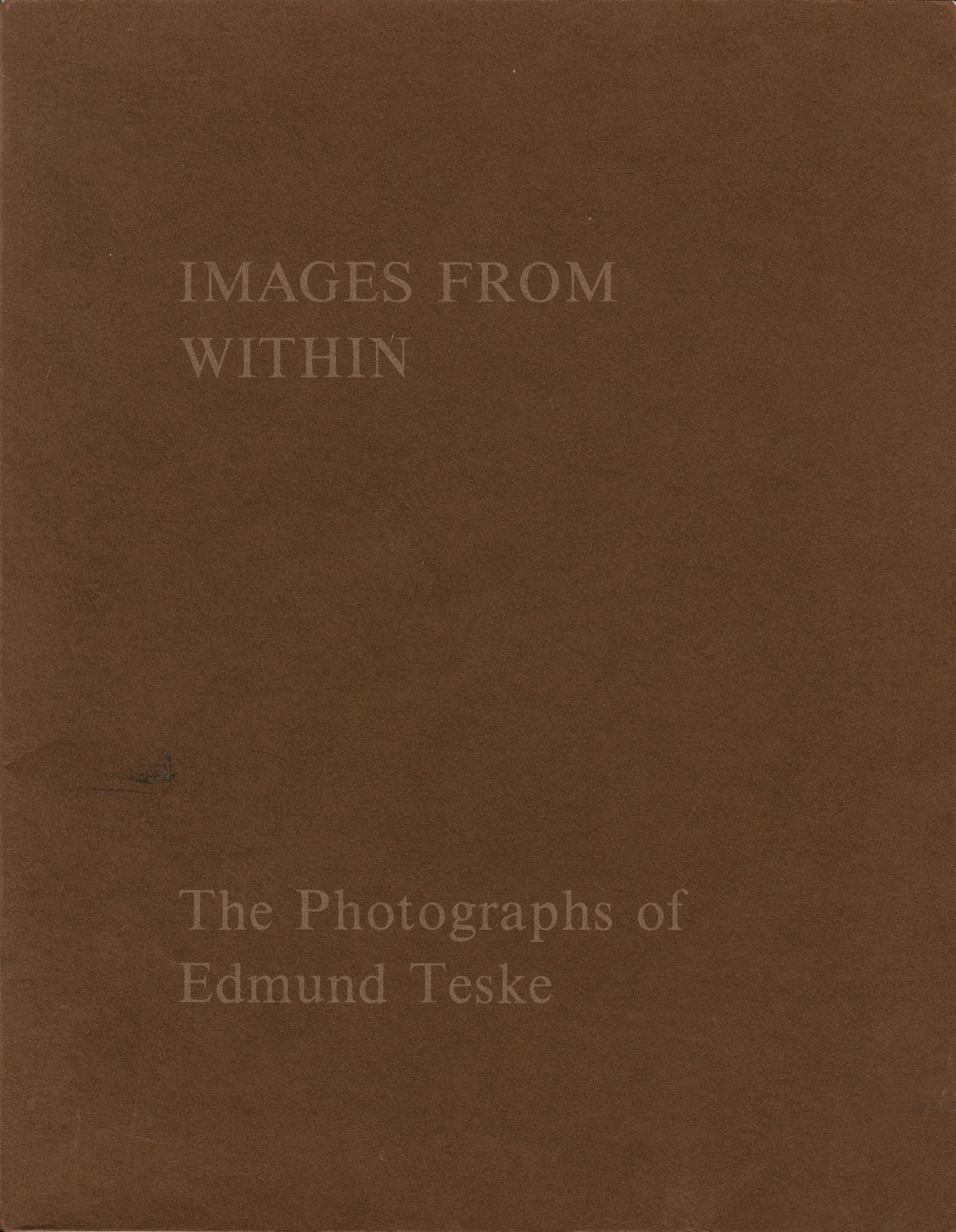 Untitled 22 (The Friends of Photography): Images from Within: The Photographs of Edmund Teske
