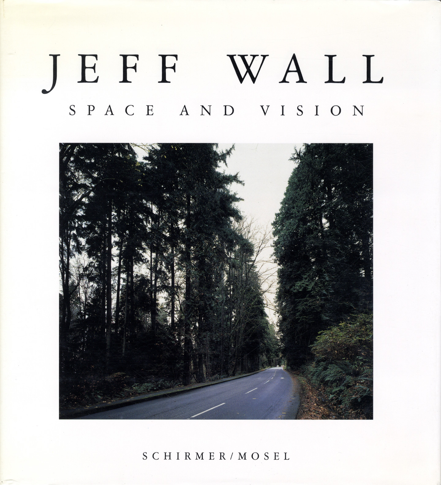 Jeff Wall: Space and Vision