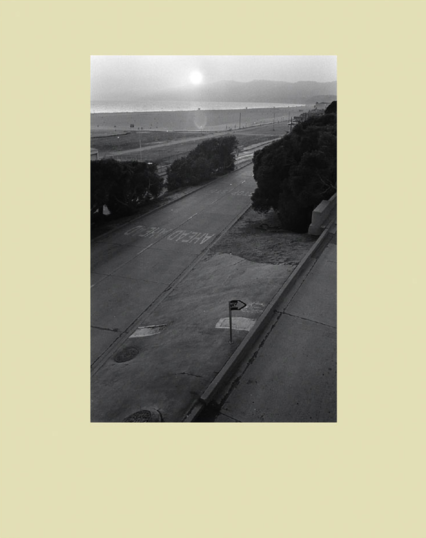 NZ Library #2: Mark Steinmetz: Angel City West, Special Limited Edition (with Print) (NZ Library - Set Two, Volume Six) [SIGNED]