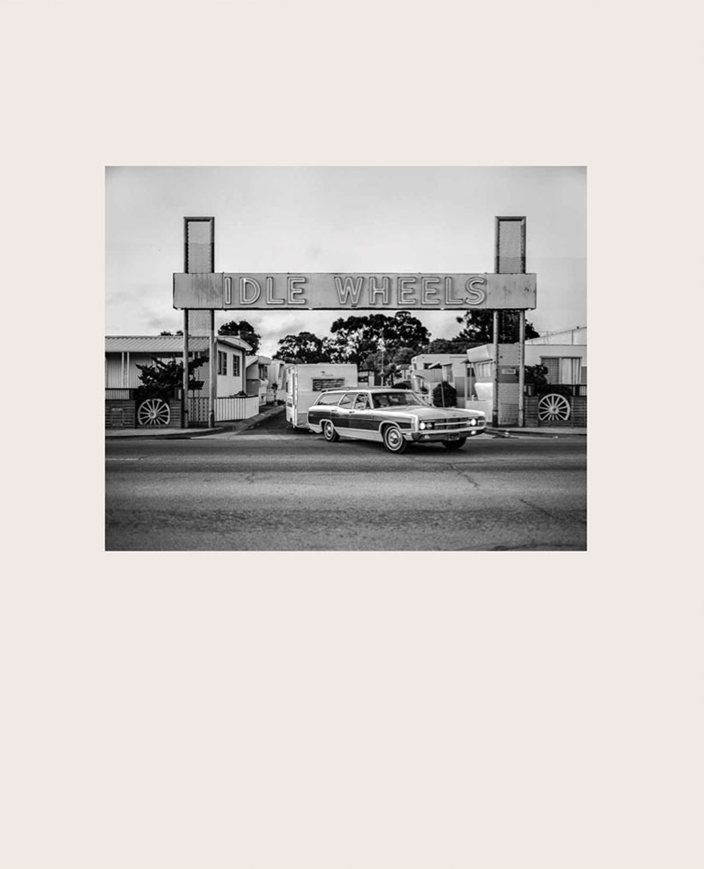 NZ Library #2: John Schott: Mobile Homes 1975-1976, Special Limited Edition (with Print Variant 3) (NZ Library - Set Two, Volume Four) [SIGNED]
