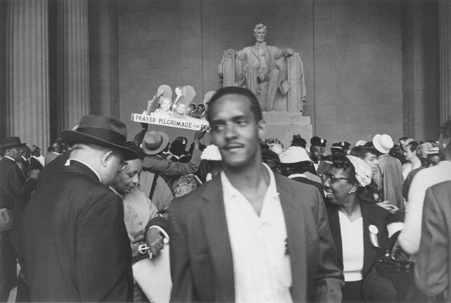 Prayer Pilgrimage for Freedom: Photographs by Lee Friedlander [SIGNED]